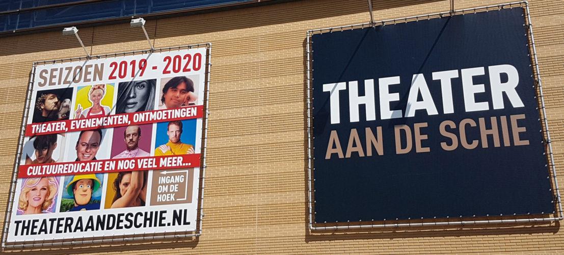 Theater aan de Schie - Communicatie Seizoen 2019 -2020