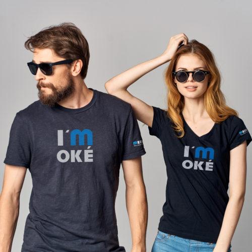 I'M OKE - SocialMedia actie voor MEIKO